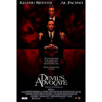 Die Devils Advocate Movie Poster drucken (27 x 40)