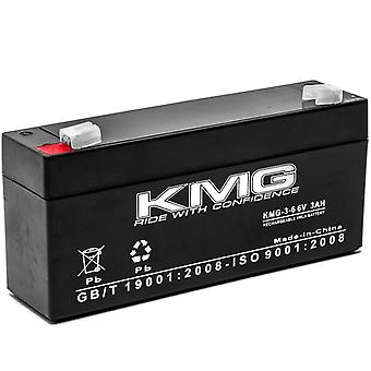KMG 6V 3 Ah Replacement Battery for Continental Scale 452KL PEDIATRIC HEALTHOMETER SCALE