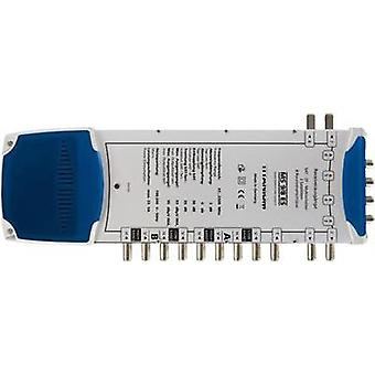 SAT multiswitch Smart MS 9/8 ES Inputs (multiswitches): 9 (8 SAT/1 terrestrial