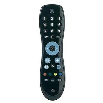 One For All URC 6410 Infrared (1076749) Remote control Black