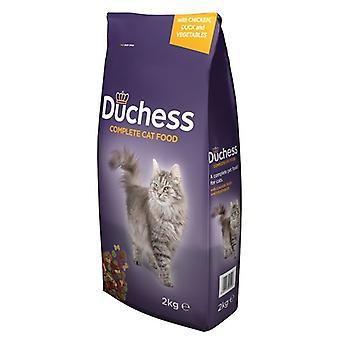 Hertuginden komplet kat 2kg (pakke med 6)