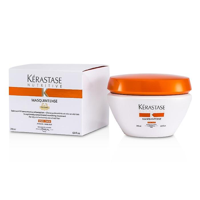 Kerastase Nutritive Masquintense Exceptionally Concentrated Nourishing Treatment (For Dry & Extremely Sensitis 200ml/6.8oz