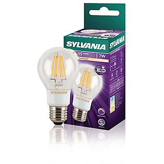 Sylvania Retro-Filament LED dimmbar A60 806LM E27