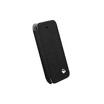 K Flipcover Malmö iPhone 5/5S/SE/5 c Black