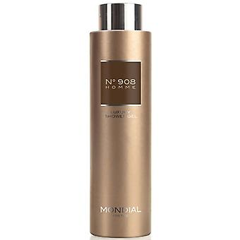 Mondial N°908 Homme Luxury Shower Gel 250ml