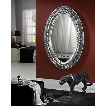 Schuller Gaudi Silver And Black Mirro (Decoration , Mirrors)