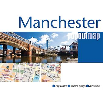 Manchester Popout Map (Popout Maps) (Map)