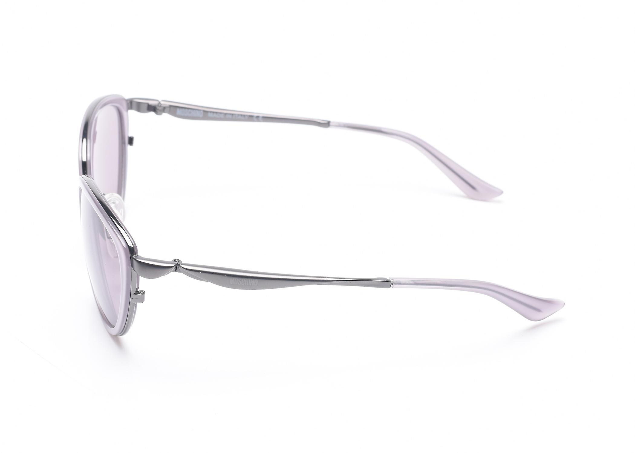 Moschino Women's  Cat Eye Sunglasses Purple