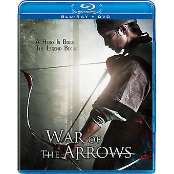 War of the Arrows [BLU-RAY] USA import