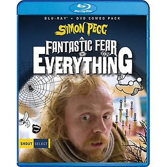 Fantastisk frykt av alt [Blu-ray] USA import