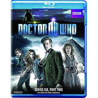 Doctor Who - Doctor Who : Vol. 2-série 6 [BLU-RAY] USA import