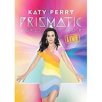 Katy Perry - importación de Estados Unidos la Bd prismáticos [Blu-ray]