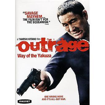 Outrage: Way of the Yakuza [DVD] USA import