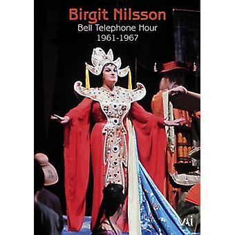 Brigit Nilsson - Bell Telephone (1961-1967) [DVD] USA import