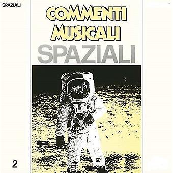 Alfaluna - Commenti Musicali: Spaziali 2 [Vinyl] USA import