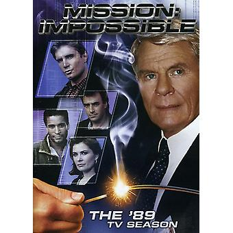 Mission: Impossible - Mission: Impossible: 89 TV Season [DVD] USA import