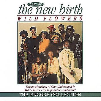 Ny fødsel - Wildflowers-bedste nye Bi [CD] USA importen