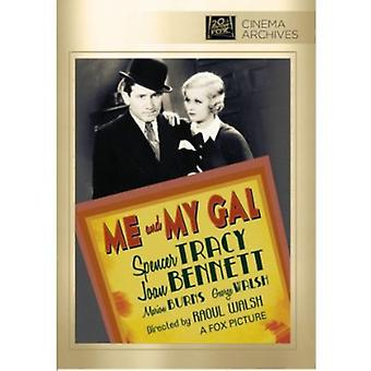Me & My Gal [DVD] USA import