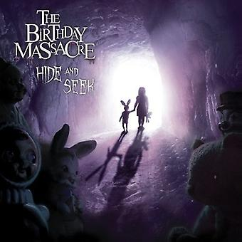 Birthday Massacre - Hide & Seek [CD] USA import