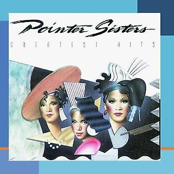 Pointer Sisters - Greatest Hits [CD] USA importeren