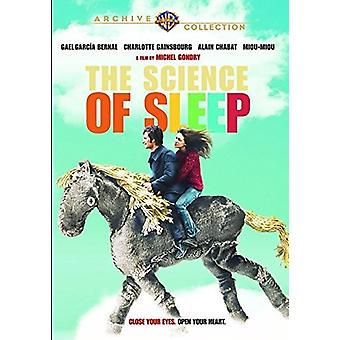 Importazione di USA Science of Sleep [DVD]