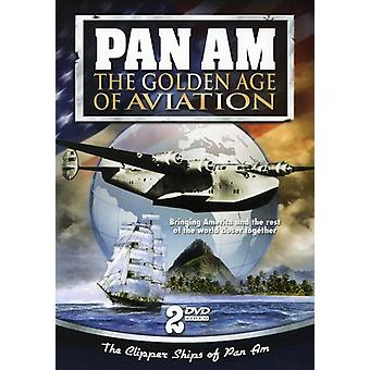 Pan Am-Golden Age of Aviation [DVD] USA import