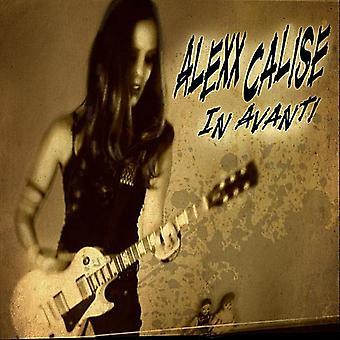 Alexx Calise - In Avanti [CD] USA import
