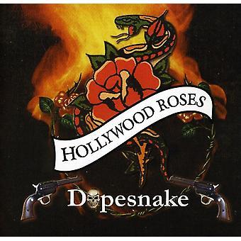 Hollywood Roses - Dopesnake [CD] USA importieren