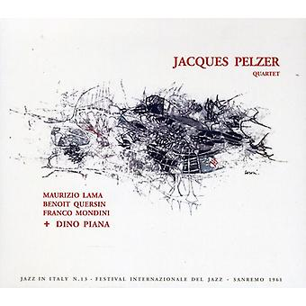 Jacques Pelzer Quartet - Jacques Pelzer kvartetten byder Dino Piana [CD] USA import