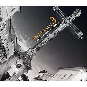 Hamilton De Holanda Quinteto - Brasilianos 3 [CD] USA importerer