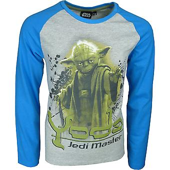 Boys Star Wars Long Sleeve T-Shirt / Top / PH1138
