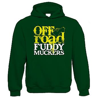 Fuddy Muckers Off Road Hoodie