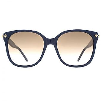 Jimmy Choo Dema Sunglasses In Blue