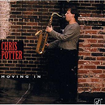 Chris Potter - Moving in [CD] USA import
