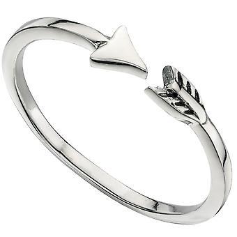 925 sølv pilen Ring