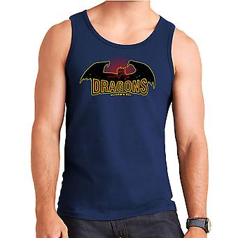Slavehandlere Bay Dragons Game of Thrones Daenerys Targaryen mænds Vest