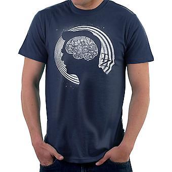 Wymiar umysł Twilight Zone Men's T-Shirt