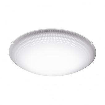 Luz de placa de techo de vidrio Eglo MAGITTA
