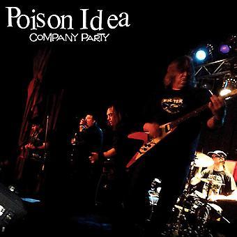 Poison idé - selskabet part [CD] USA import