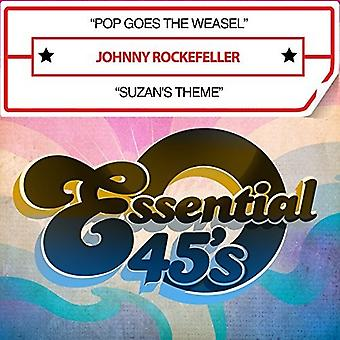 Johnny Rockefeller - Pop Goes the Weasel / Suzan's Theme [CD] USA import