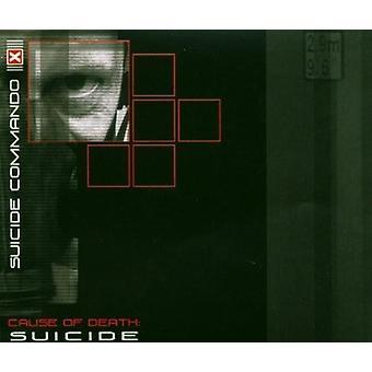 Selvmord Commando - dødsårsag: selvmord [CD] USA import