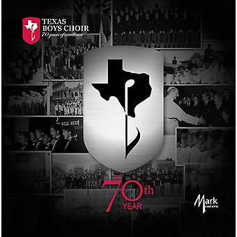 Bernstein / Britten / Choplin / Texas Drengekor - 70 år [CD] USA import
