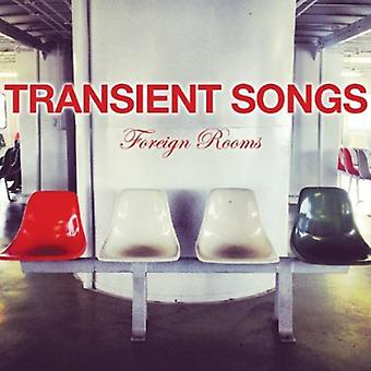 Transiente Importvorgang - fremden Zimmer [CD] USA