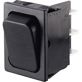 Toggle switch 250 Vac 6 A 2 x On/(On) Marquardt 01