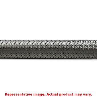 Vibrant Braided Flex Hose 11915 Stainless -20AN Fits:UNIVERSAL 0 - 0 NON APPLIC