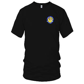 US Navy Naval Air Station Nas Norman Oklahoma Embroidered Patch - Mens T Shirt