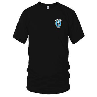 US Navy USS Rasher SS-269 Embroidered Patch - Mens T Shirt