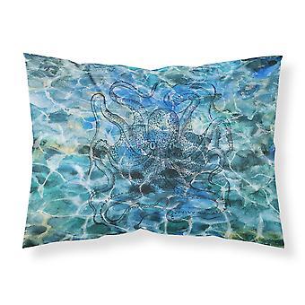 Octopus Under water Fabric Standard Pillowcase