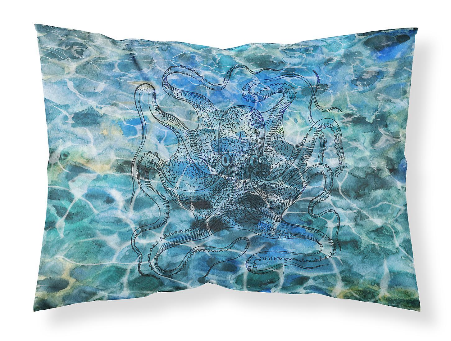 Tissu L'eau Taie Octopus Sous D'oreiller Standard rdCxBoe