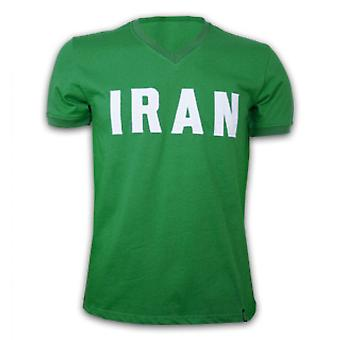 Iran 1970\'s Short Sleeve Retro Shirt 100% cotton